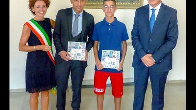 Da oggi Adam e Ramy cittadini italiani