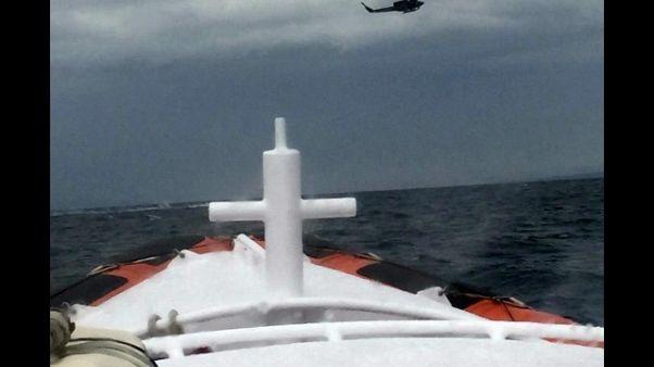 Migranti:nave Guardia Costiera a Catania