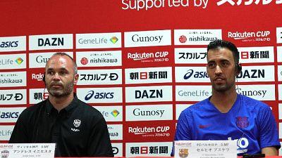 2-0 al Kobe, al Barcellona basta Perez