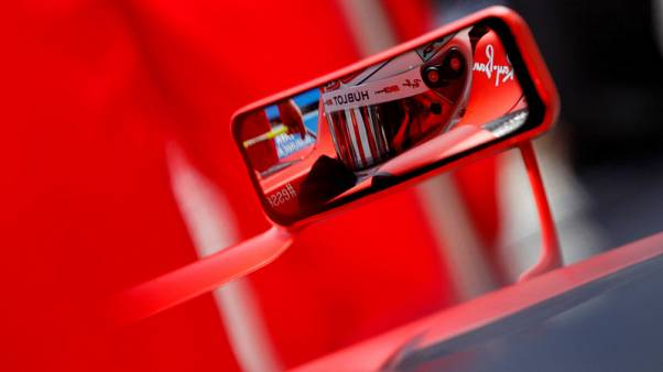 Vettel to start last in home German Grand Prix