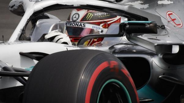 F1: Germania, Mercedes Hamilton in pole