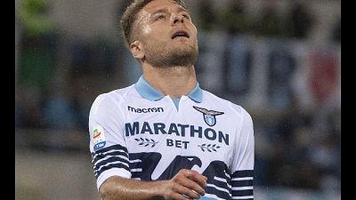 Lazio-Mantova 4-0 in amichevole