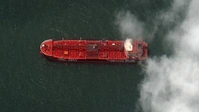 Crew of oil tanker seized by Iran in good health - owners