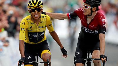 Cycling - Defeated Thomas still believes he can win another Tour