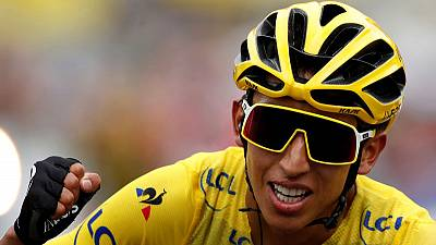Cycling: Pre-Giro crash a blessing in disguise for Bernal
