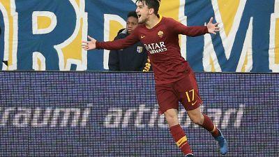 La Roma batte in rimonta la Ternana 3-1