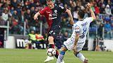Birsa-gol non basta, Cagliari-Leeds 1-1