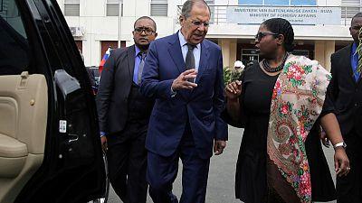 Russia's Lavrov says Venezuela dialogue should have 'no preconditions'