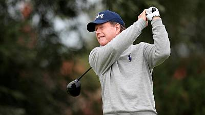 Golf: Watson to play final Senior British Open round on Sunday