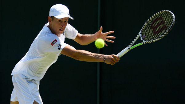 Tennis: De Minaur topples Opelka to reach Atlanta final