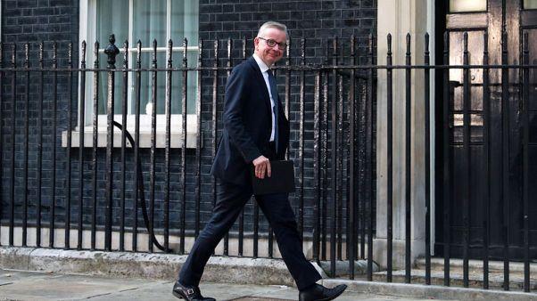 وزير بريطاني: الحكومة تعمل على افتراض عدم توقيع اتفاق جديد مع الاتحاد الأوروبي