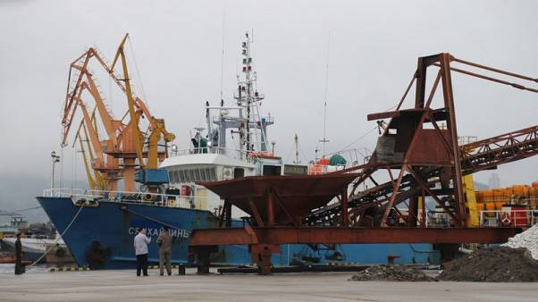 North Korea releases detained Russian fishing boat - Russian embassy