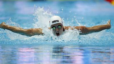 Swimming: Hosszu, Seto on course for medley double