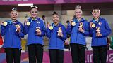 No Biles, no problem as U.S. steamrolls to Pan Am gold
