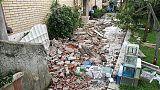 Maltempo: a Roma strade e case allagate