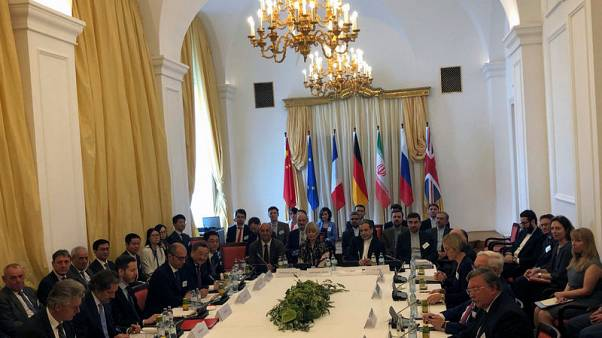 Iran nuclear deal parties meet after month of friction