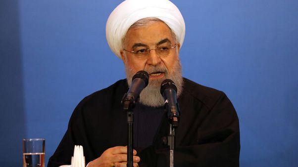 روحاني: احتجاز الناقلة الإيرانية غير مشروع وسيكون وبالا على بريطانيا