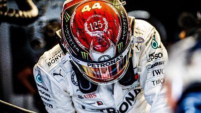 F1: Mercedes Hamilton subito in testa