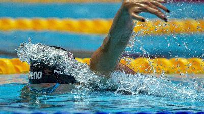 Nuoto: azzurre 4X100 mista quarte
