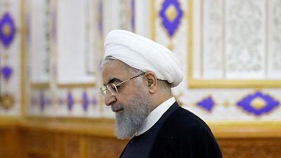 """روحاني يأمل أن تسهم """"إحاطة"""" جونسون بالشأن الإيراني في تحسن العلاقات مع بريطانيا"""
