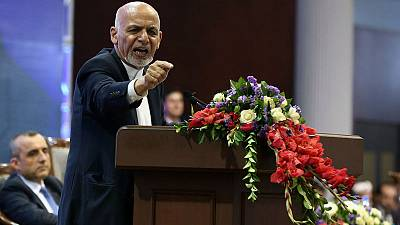 Afghan president launches re-election bid amid worsening security
