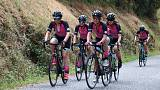 Longer and higher, Internationelles strike a blow for women's Tour