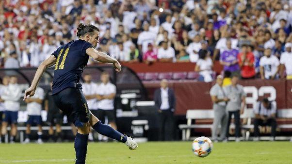 Real ci ripensa, niente Jiangsu per Bale
