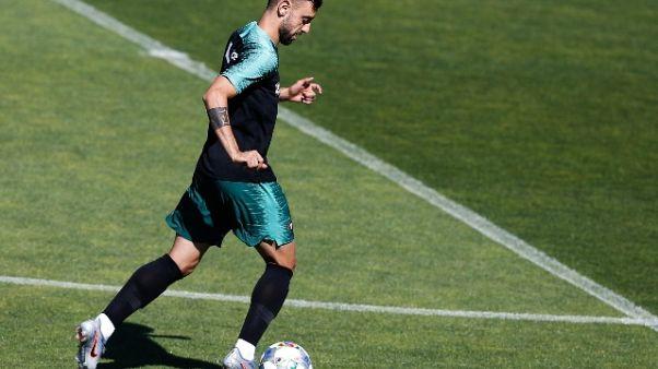 Samp, Fernades allo United porta 5.5 mln