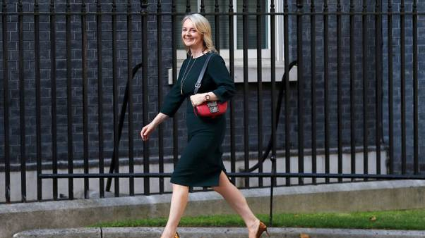 UK trade minister Truss says NHS will not be put up for sale - The Telegraph