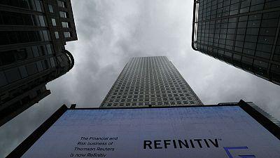 مصادر: صفقة رفينيتيف وبورصة لندن تواجه إجراءات تنظيمية طويلة