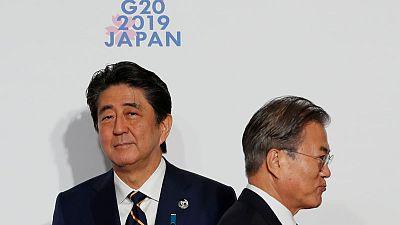 Japan's Abe unlikely to meet South Korea's Moon at U.N. in September - Sankei
