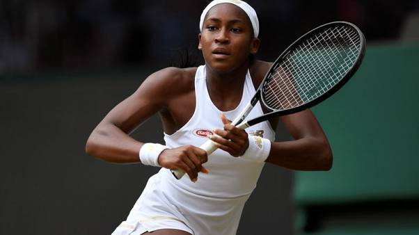 Tennis: 'Coco' makes Washington main draw, will face Diyas in first round