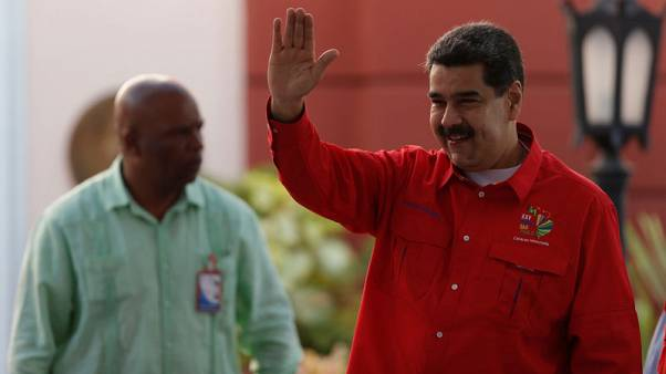 Maduro says missing FARC leaders are 'welcome in Venezuela'