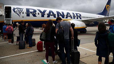 Ryanair profit slumps 21% as overcapacity drives fares down