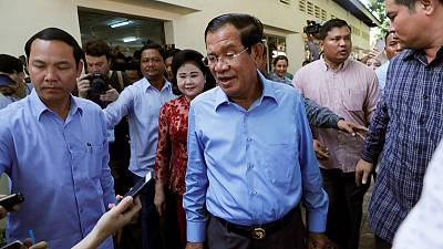 Cambodia says to increase arms purchases from China
