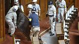 Japan revamps upper house to boost access for disabled lawmakers