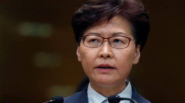 الصين تكرر دعمها لرئيسة هونج كونج التنفيذية والشرطة