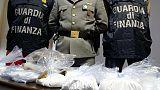 Nuovo maxisequestro droga porto Genova