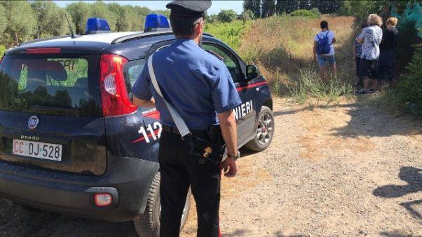 Anziana uccisa in casa nel Cagliaritano