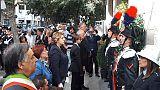 A Palermo commemorazione di Chinnici