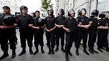 الحكومة الألمانية تعبر عن قلقها إزاء اعتقالات في روسيا