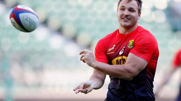 Rugby: Esterhuizen, Orie added to Bok squad for Argentina test