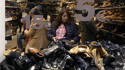 Spain retail sales rise 2.4% year-on-year in June