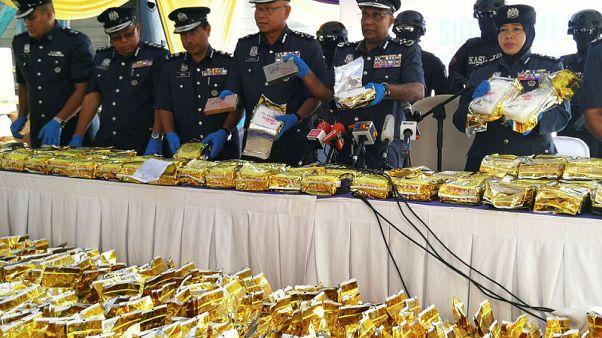 المفتش العام للشرطة بماليزيا: مكافحة المخدرات صعبة مع وجود مدمنين في القوة