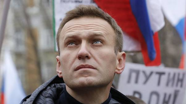 Russian opposition leader Navalny discharged from hospital