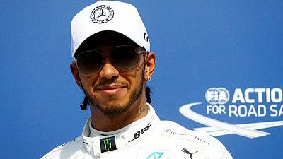 Motor racing: Sick Hamilton aims to sleep off Hockenheim disappointment