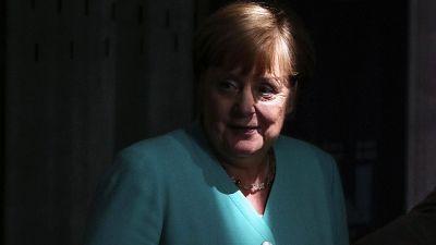 Merkel e Steinmeier in Alto Adige