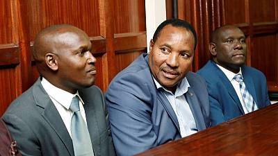 Kenya ruling that corruption suspect must step down seen having wider impact