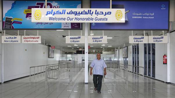 Libya's Mitiga airport halts air traffic following air strike