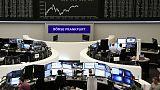 الأسهم الأوروبية ترتفع قليلا بفعل نشاط اندماج بريطاني